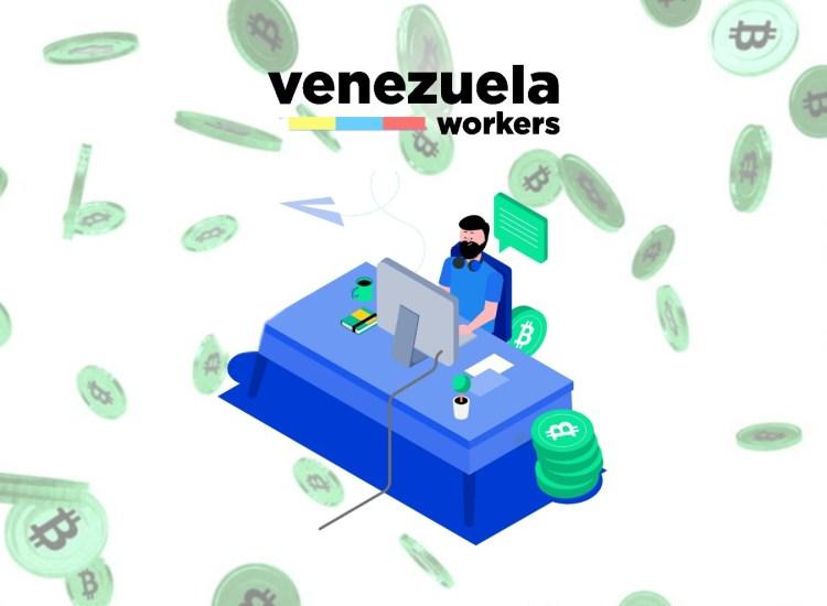 ¿Buscas trabajo en esta cuarentena? Mira lo que Venezuela Workers tiene para ti