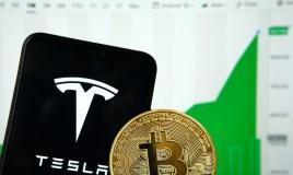 Bitcoin y Tesla son los activos más buscados en Tradingview
