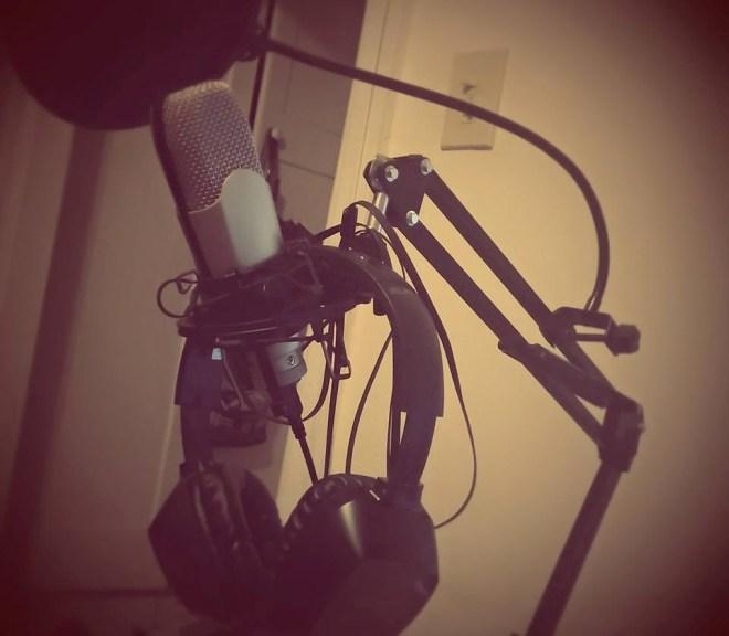 podcasting life