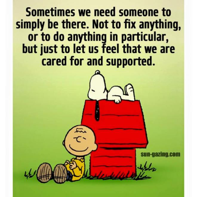 Snoopy what is needed