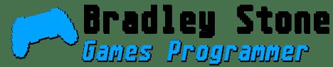 Bradley Stone Games Programmer Logo
