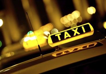 Szalony taksówkarz z Larnaki