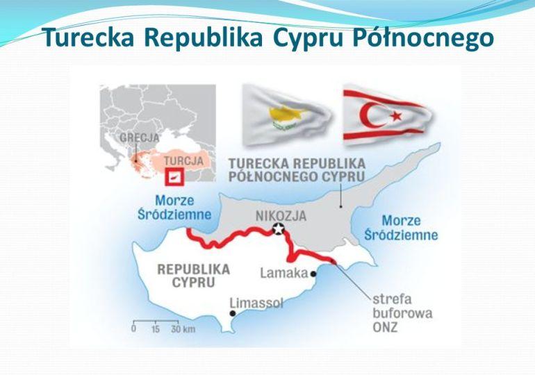 Cypr Północny - kraj, który nie istnieje