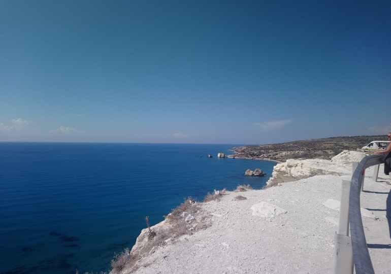 Zmieni się plaża przy Skałach Afrodyty