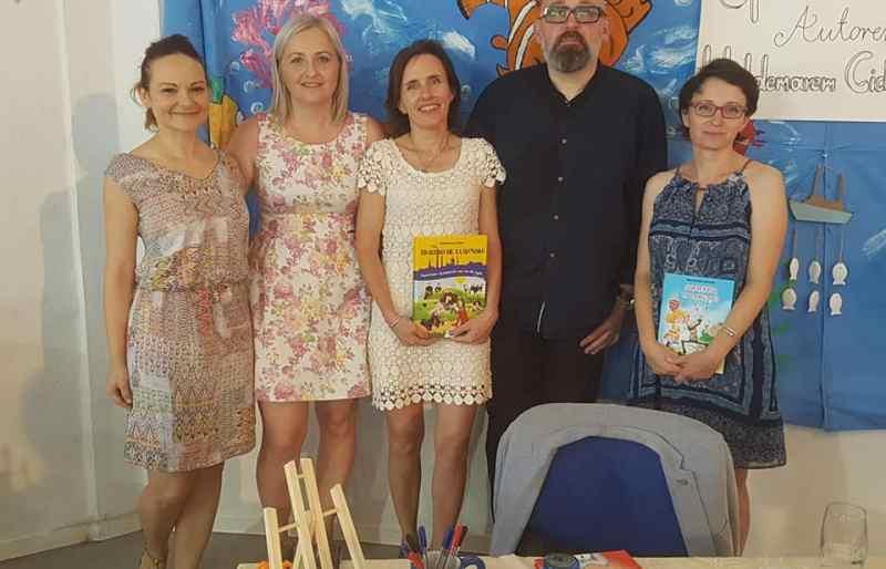 Waldemar Cichoń gościł w polskich szkołach na Cyprze