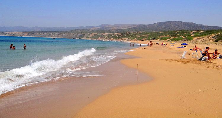 Sandy Beach - tam można odsapnąć