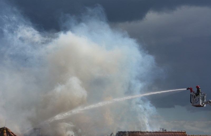 Budynki już stoją - strażacy dopiero kupią sprzęt