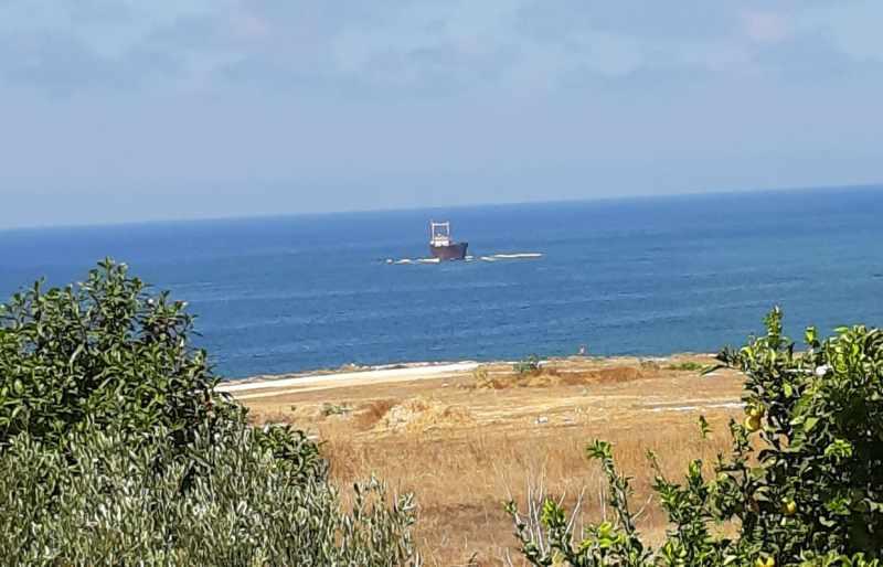 Porzucony MV Demetrios II