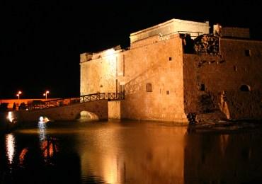 Zamkną zamek w Pafos