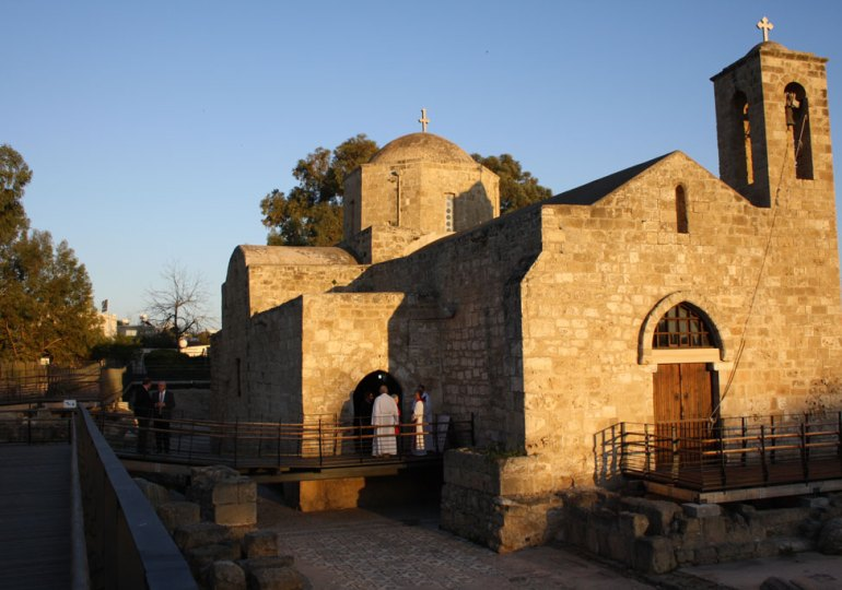 Polska msza w Pafos