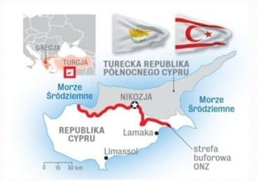 Cypr Północny - kraj, którego nie ma