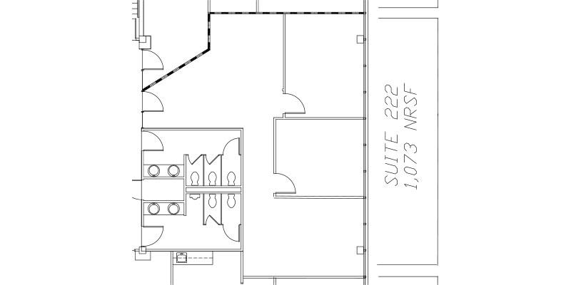 Suite 222