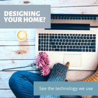 Using Technology to Design a Dream Home