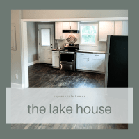 Lake House Remodel - Finished Project