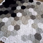 Geometric Lace: Monochrome