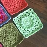 Crochet Motif – Cecilia Square
