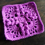 Crochet Motif – Ashley Square