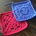 Crochet Motif – Vibrant Vintage Blanket -Alma and William
