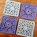 Crochet Motif – Teresa and Carolyn Squares