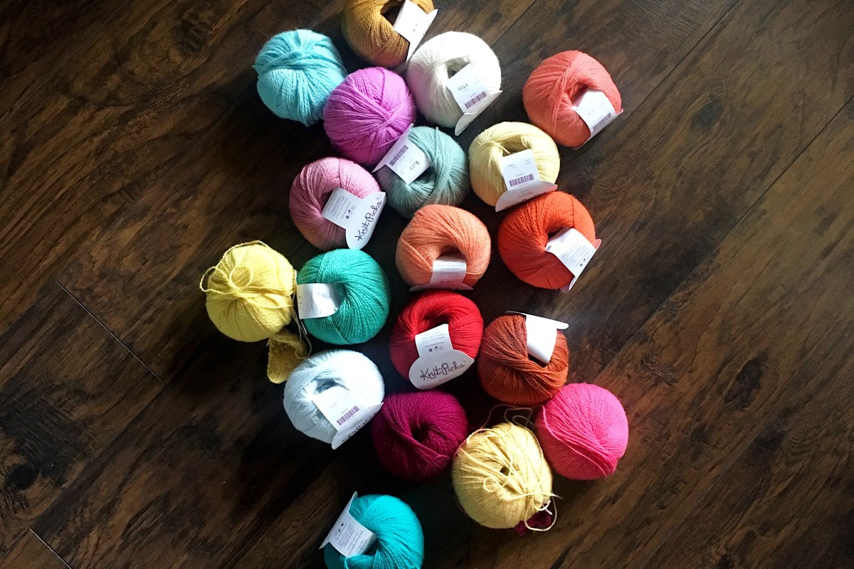 KnitPicks Palette Yarn