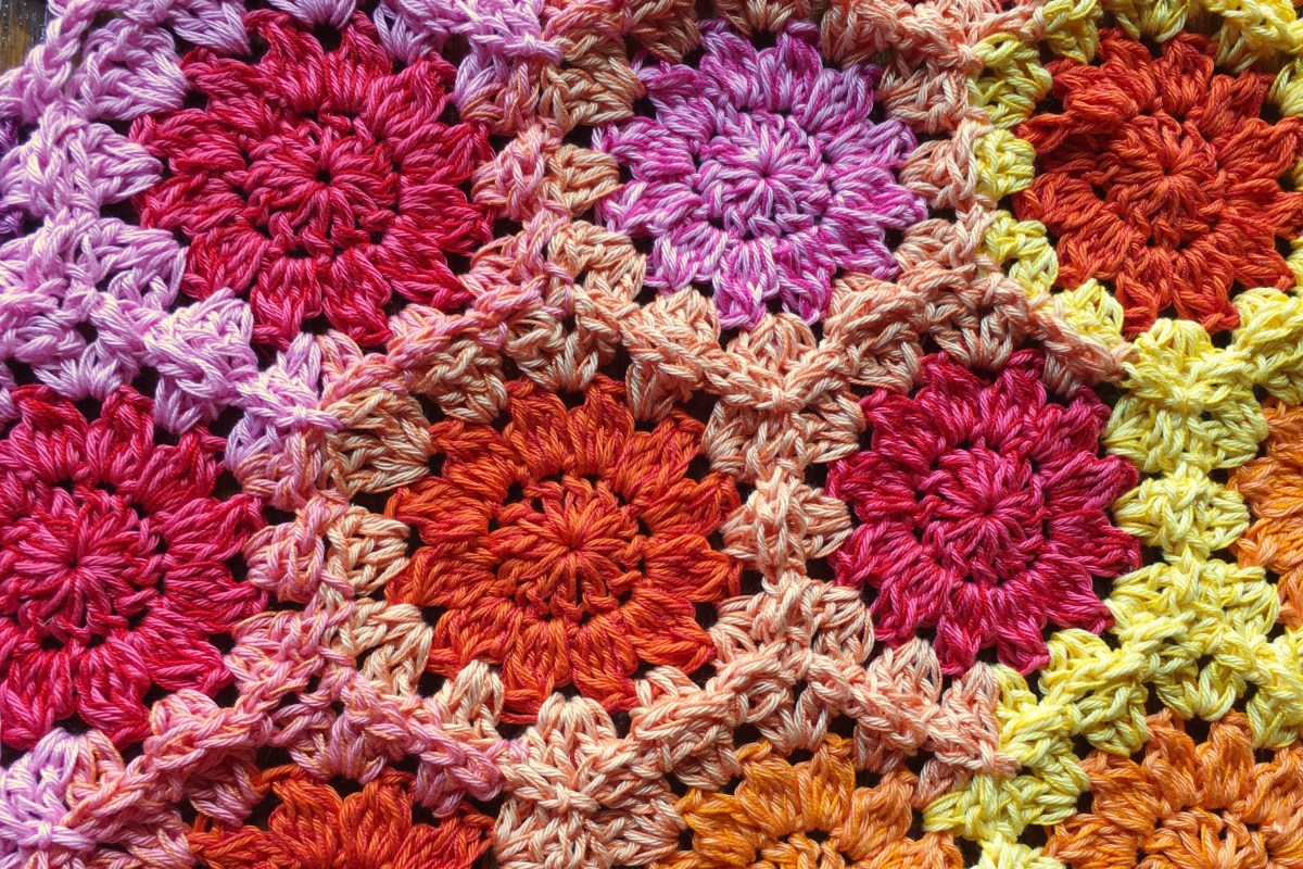 Cozy Flowers is the real WIP!