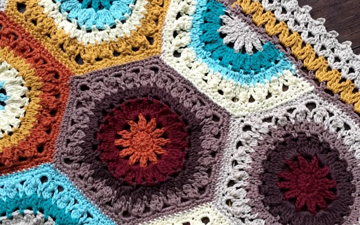 Callie Crochet Blanket Pattern