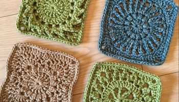 7 Fun Ways to Crochet a Granny Square! - cypress|textiles