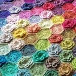 Relaxghan No. 6 – Happy Little Tree Crochet Blanket – for Absolute Beginners