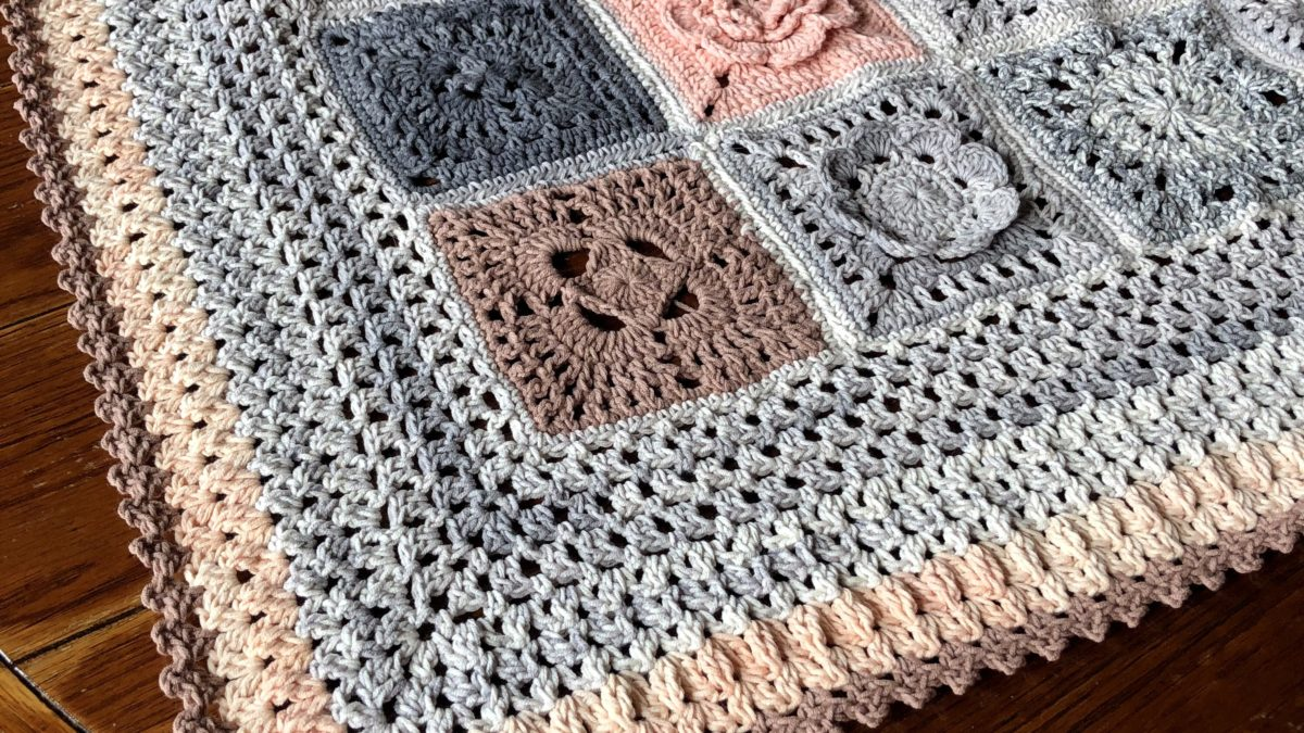2018 VVCAL Reboot Edging Border – Free Crochet Pattern