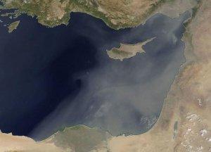 Υψηλές συγκεντρώσεις σκόνης στον αέρα