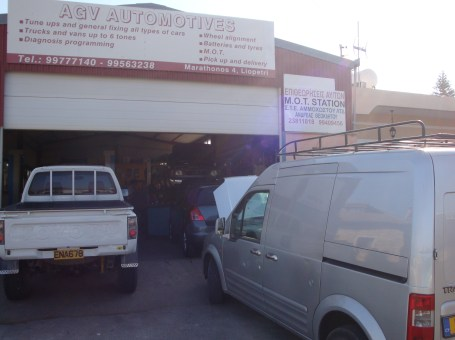 AGV Automotives limited