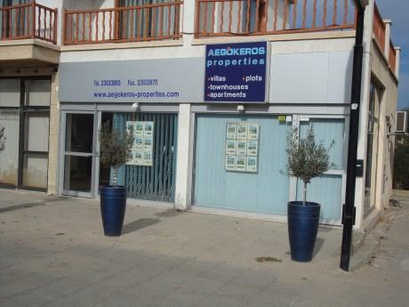 Aegokeros Properties Ltd