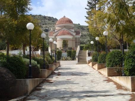 Agioi Anargyroi Church Palodia