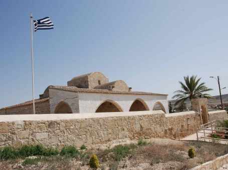 Agios Antonios Church – Kellia