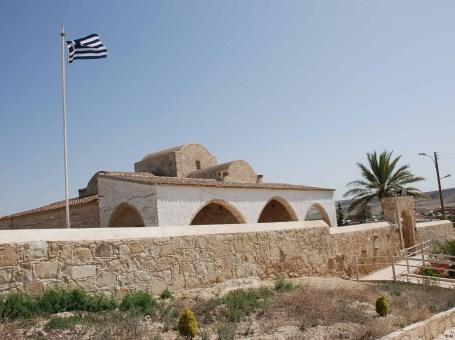 Agios Antonios Church – Kellia