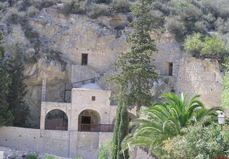 Agios Neofytos Old Hermitage