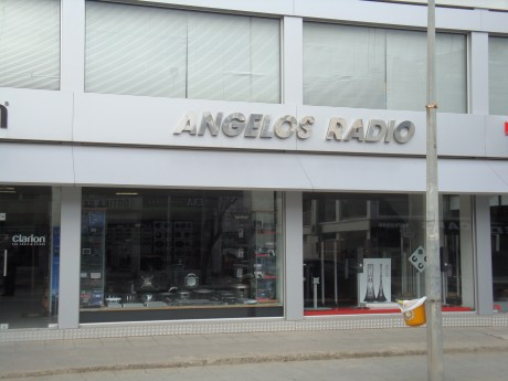 Angelos Radio Co Ltd