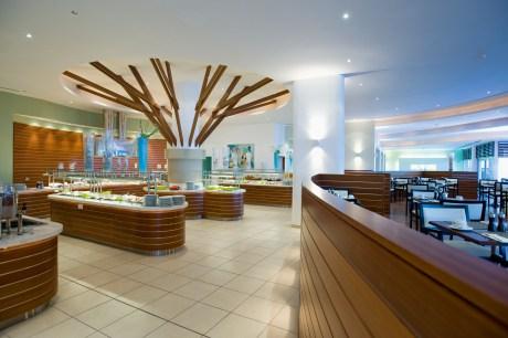 Aquaria Restaurant (Mediterranean Hotel)