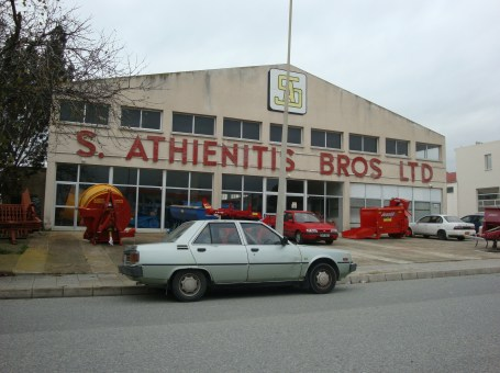 Athienitis Bros Ltd