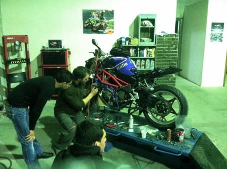 Deranged Motorworks