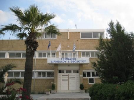 Dianellou &  Theodotou Gymnasium