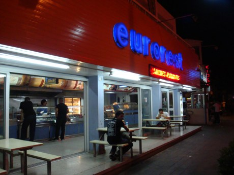Eurorest Fast Food & Southern Sea Fried Chicken