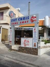 Fat Chris Take Away No2