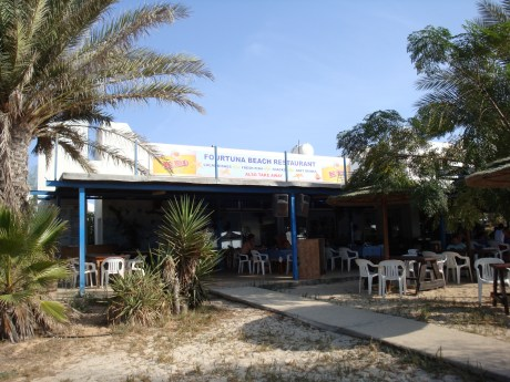 Fourtuna Beach Restaurant