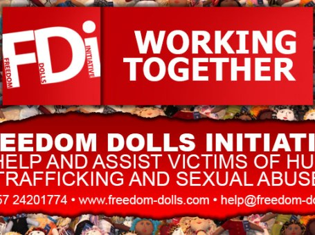 Freedom Dolls – Victims of Human Trafficking