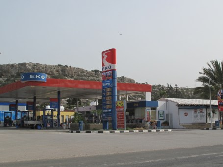 Hellenic Petroleum Cyprus -EKO Mandria