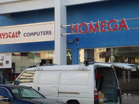 Homega