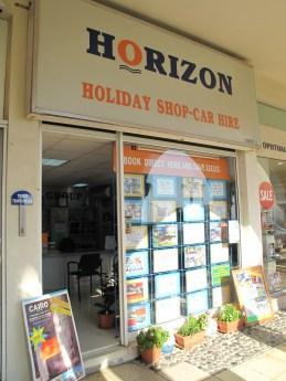 Horizon Holiday Shop