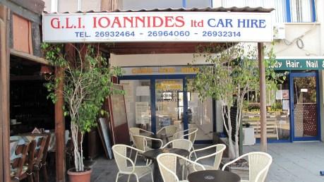 Ioannides G.L.I. Rent A Car