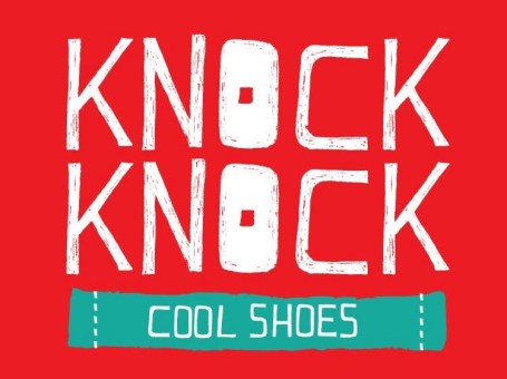 Knock Knock cool shoes